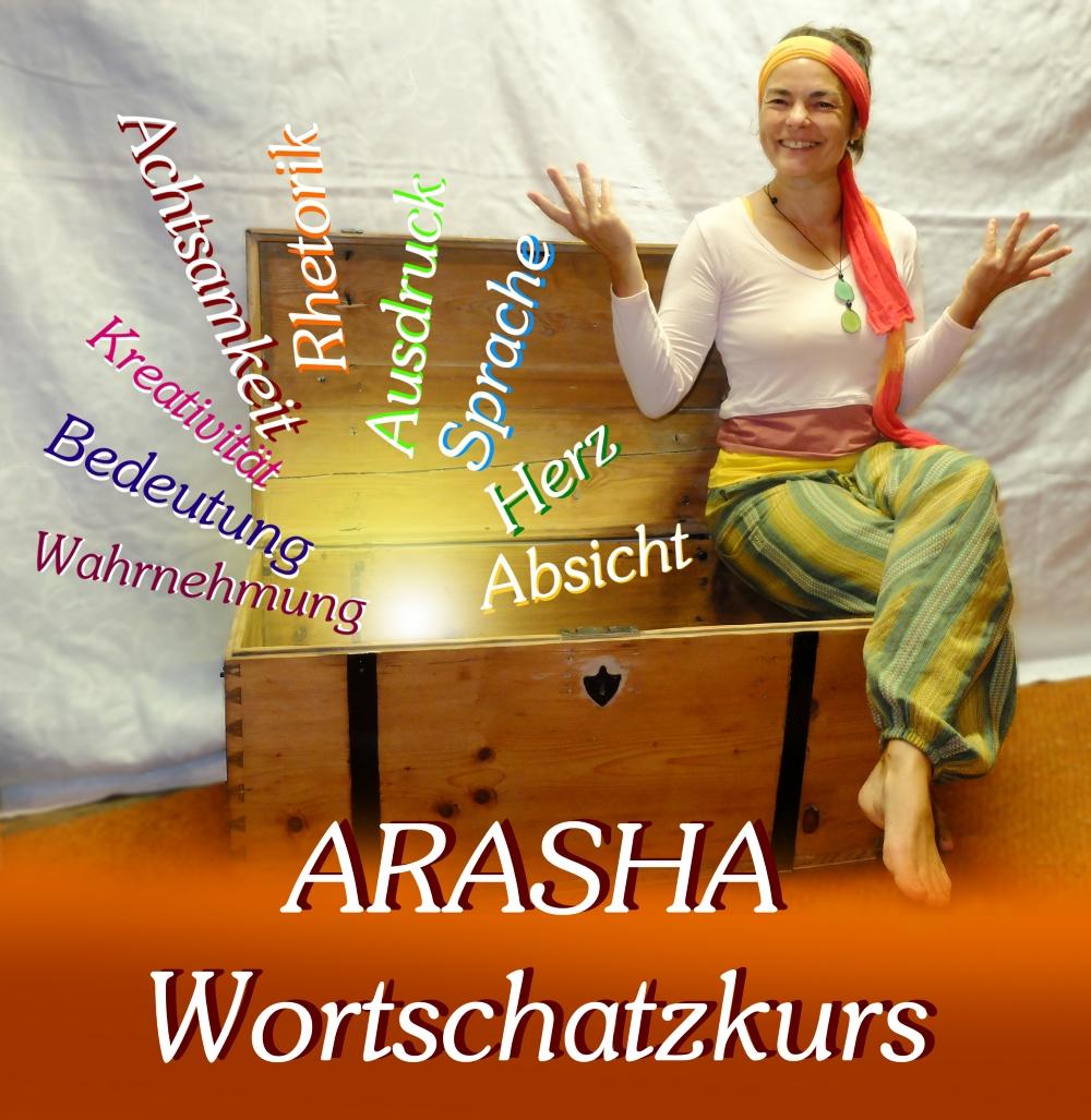 Arasha Wortschatzkurs mit Barbara Lexa