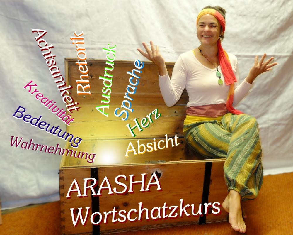 Arasha Wortschatzkurs